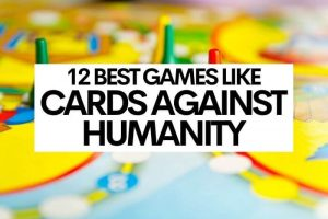 12 Best Games Like Cards Against Humanity