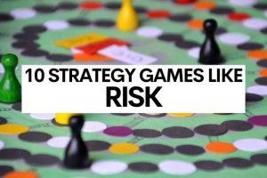 10 Strategy Board Games Like Risk