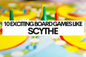 10 Exciting Board Games Like Scythe