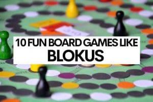 10 Fun Board Games Like Blokus