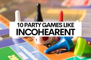 10 Party Games Like Incohearent