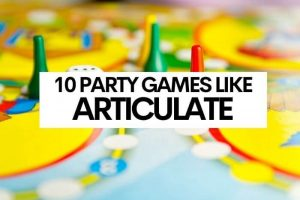 10 Party Games Like Articulate